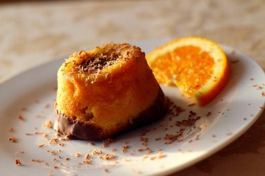 cake orange