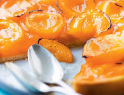 RECETTE : La tarte aux abricots