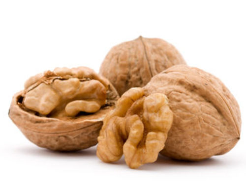 Pour une dose de bon gras, pensez aux noix !