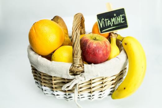 fruits frais vitamines