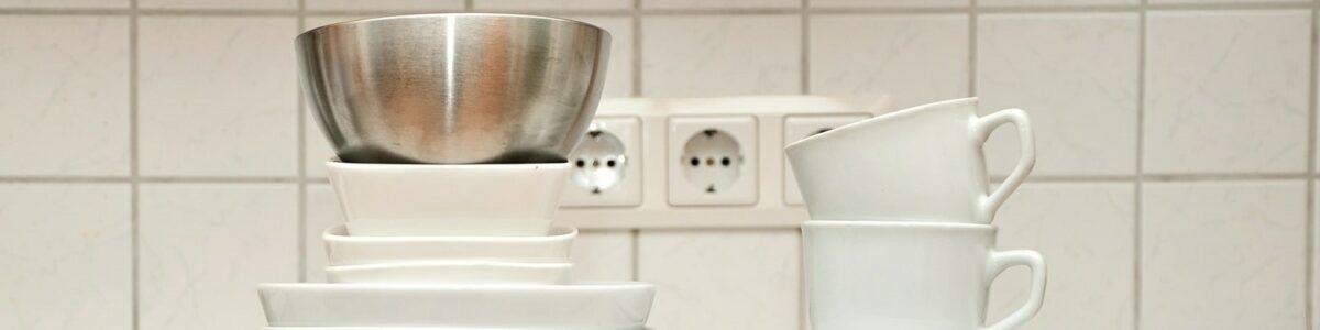vaisselle réutilisable